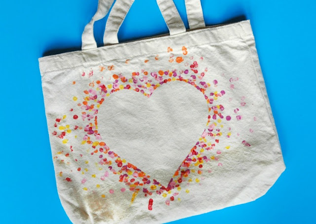 Tote Bag Gift Kids Can Make