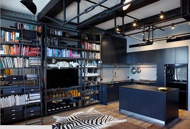 cocina-azul-industrial