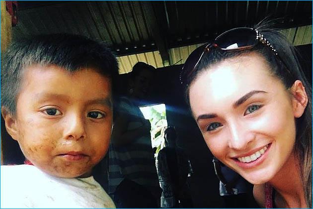 la chureca nicaragua fotos miss earth