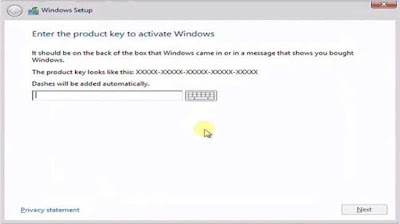 Cara Install Ulang Windows 8