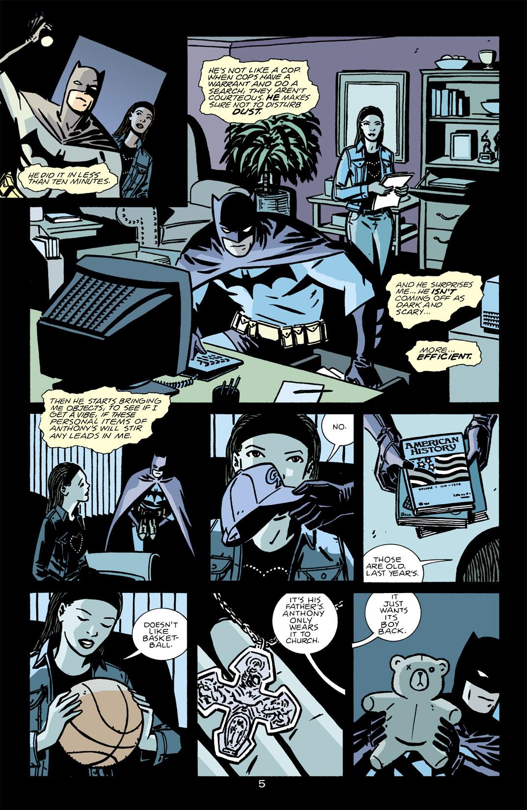 Detective Comics (1937) 770 Page 27