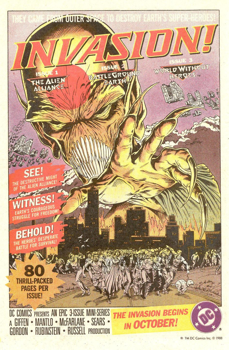 Read online Secret Origins (1986) comic -  Issue #34 - 40