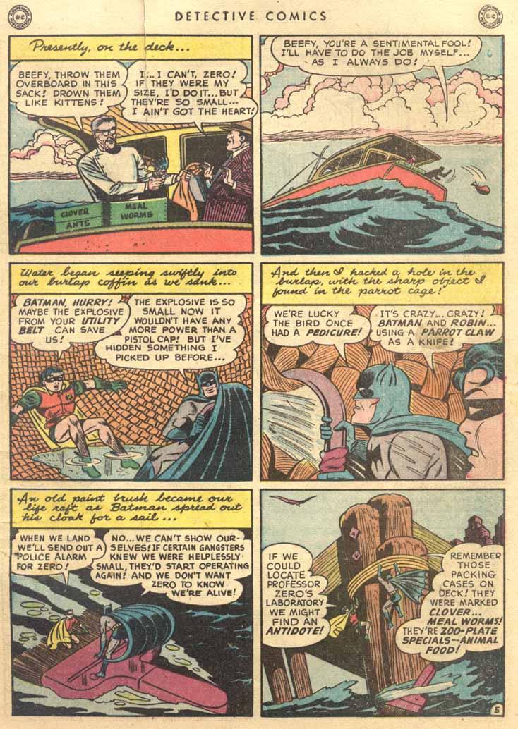 Detective Comics (1937) 148 Page 6