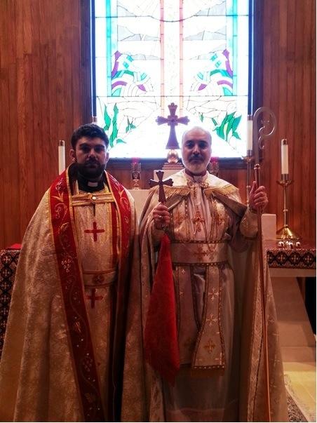 Byzantine, Texas: Antiochian priest is received into Assyrian Church