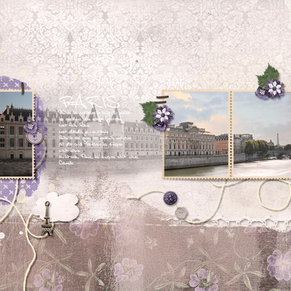 paris © sylvia • sro 2016 • wanderlust • whimsical templates vol 04 • on a whimsical adventure