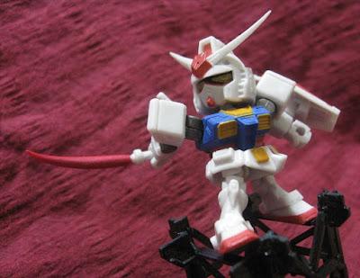 RX-78-2:ガンダム @ ガシャポン戦士DASH