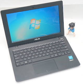 Jual Netbook Asus X200MA Second