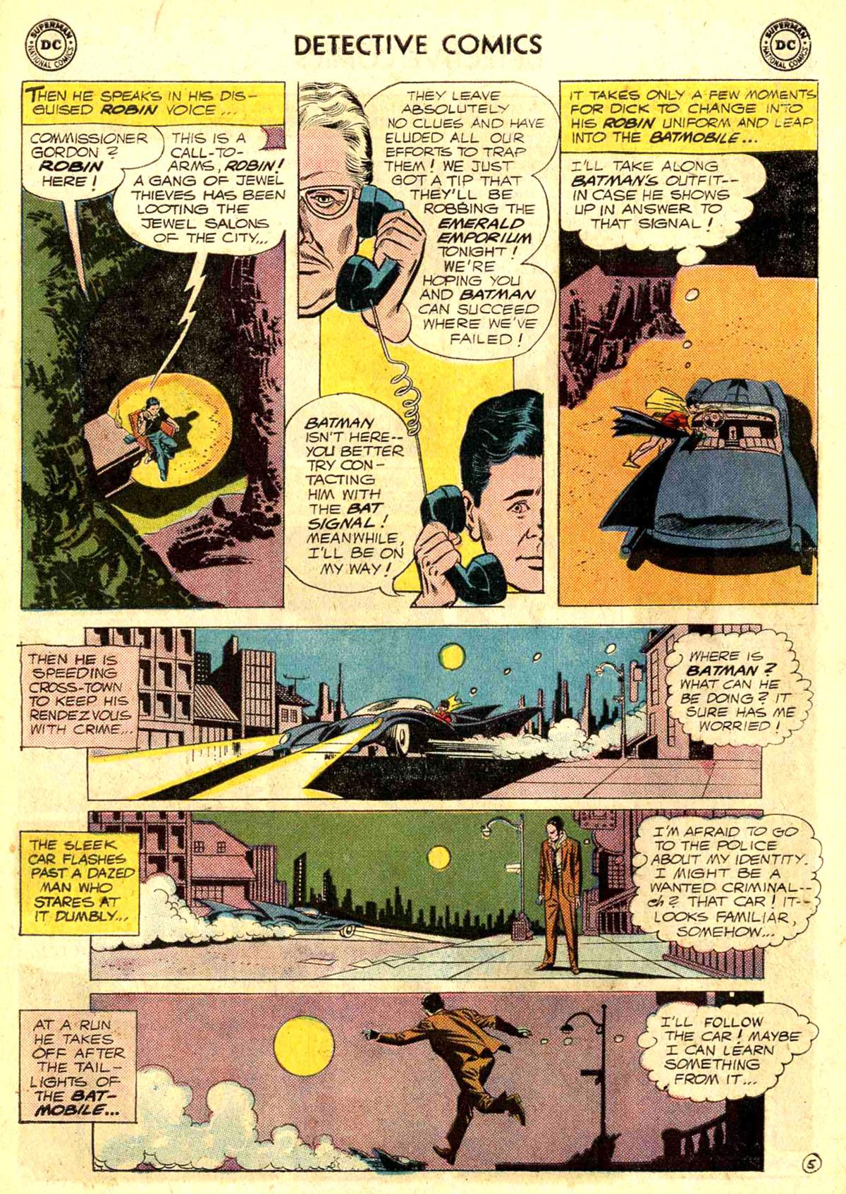 Detective Comics (1937) 331 Page 6