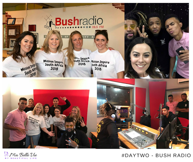 mission inspire, South Africa, Cape Town, travel, world changers, Bush Radio