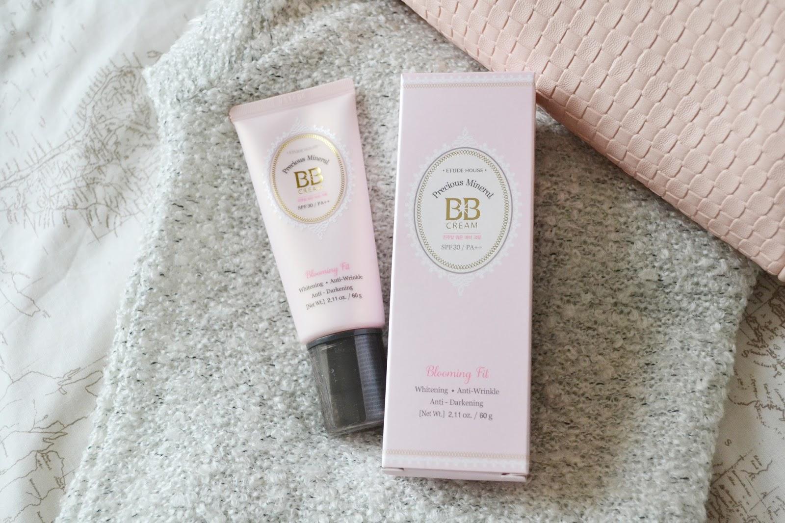 whitening bb cream, etude house bb cream review