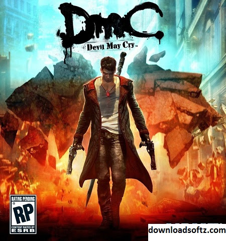 DmC Devil May Cry Black Box 5.5GB Pc Game Download