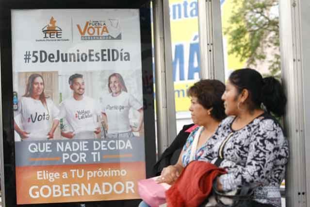 IEE Violó equidad en publicidad institucional