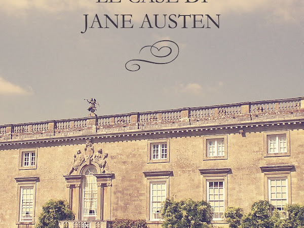 Le case di Jane Austen di Mara Barbuni  flower-ed [RECENSIONE]