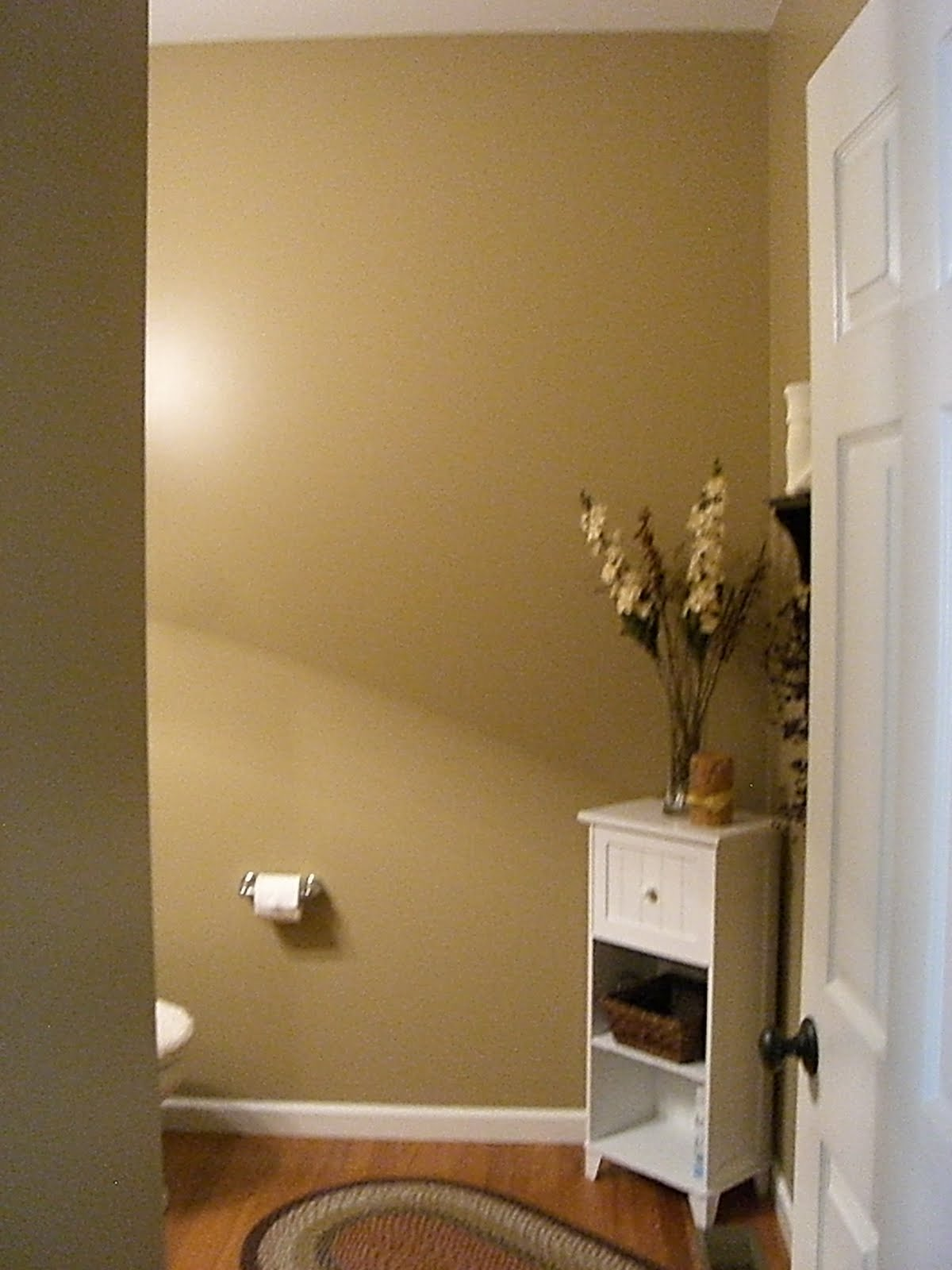 Rooms Painted In Glidden Mayan Tan