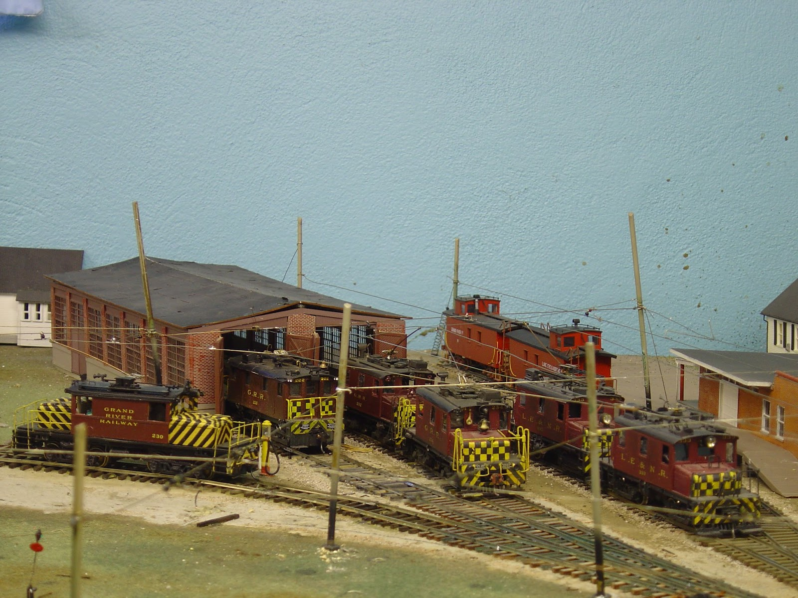 CP Rail Manitoba & Minnesota Subdivision: Great Canadian Model ...