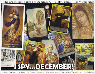 Equipping Catholic Families for DECEMBER and ADVENT!