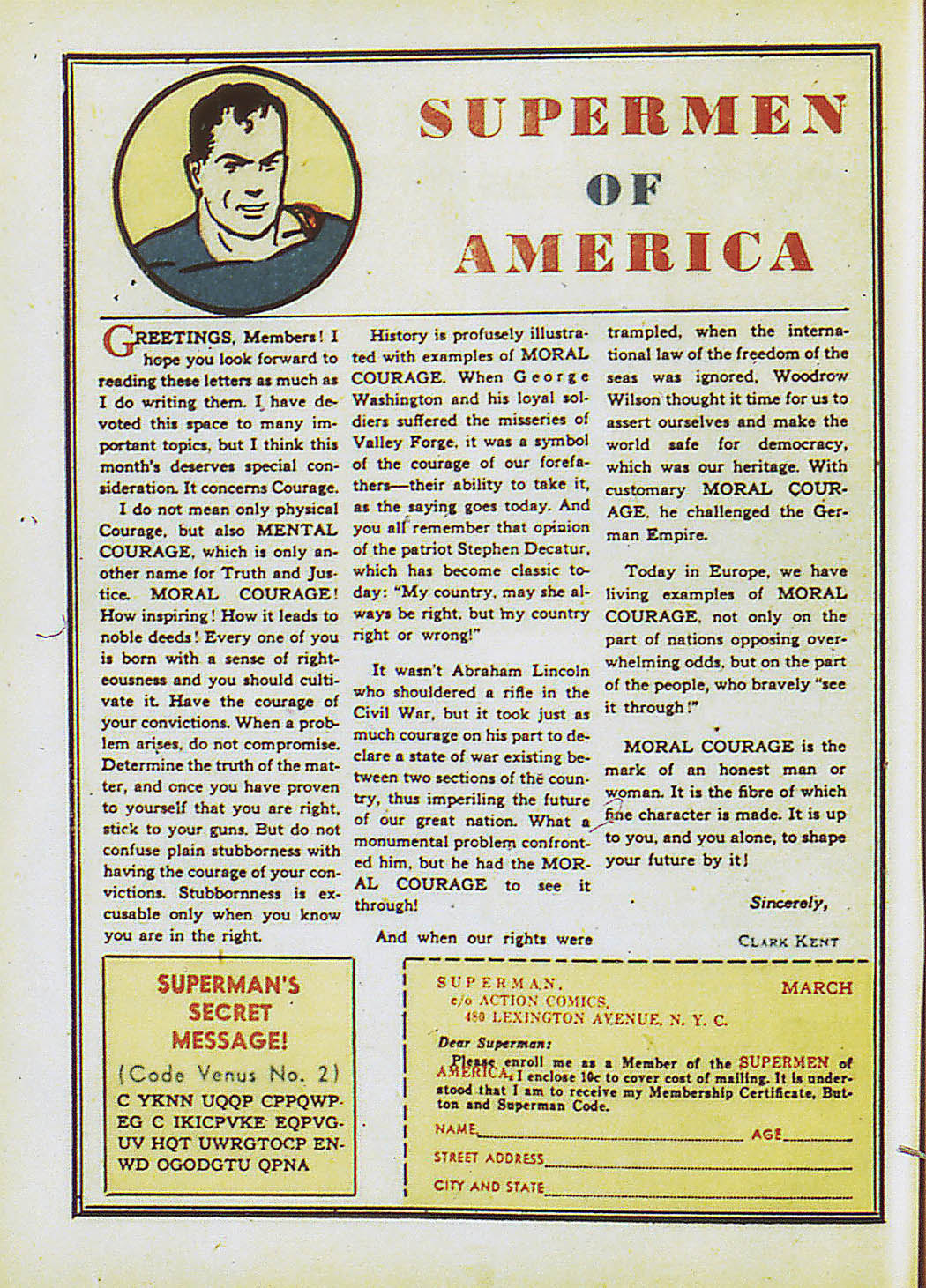 Read online Action Comics (1938) comic -  Issue #34 - 17