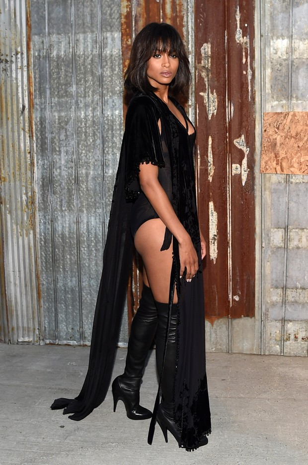 Ciara during fashion event