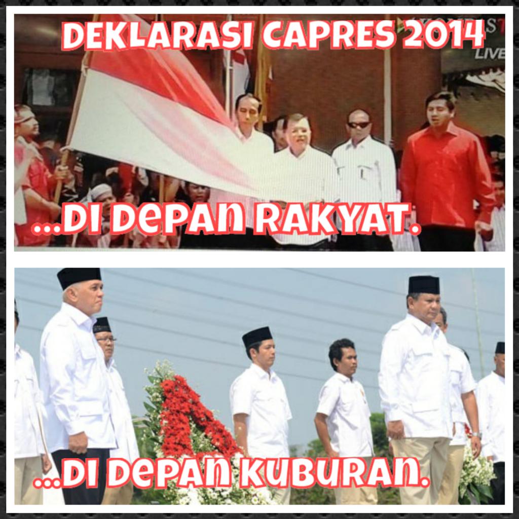100 Gambar Lucu Blunder Politik Prahara Prabowo Dan Timsesnya Part