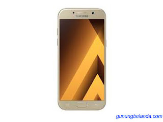 Cara Flash Samsung Galaxy A5 2017 SM-A520F