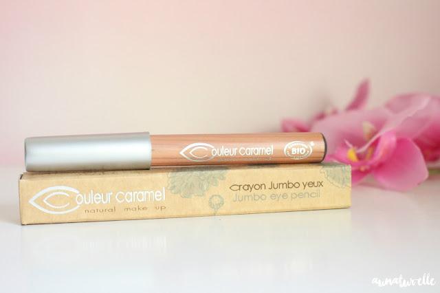 maquillage bio crayon pour les yeux