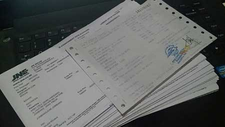 Cara Cek Nomor Resi JNE Kiriman Kabupaten Batang