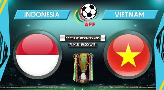 Prediksi Indonesia VS Vietnam 3 Desember 2016