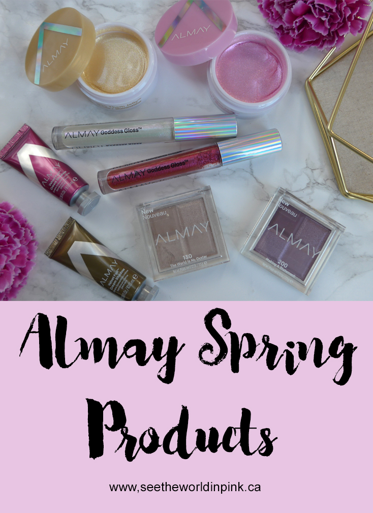 Almay Spring Products