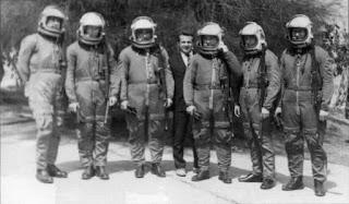 I piloti del Distaccamento 63.