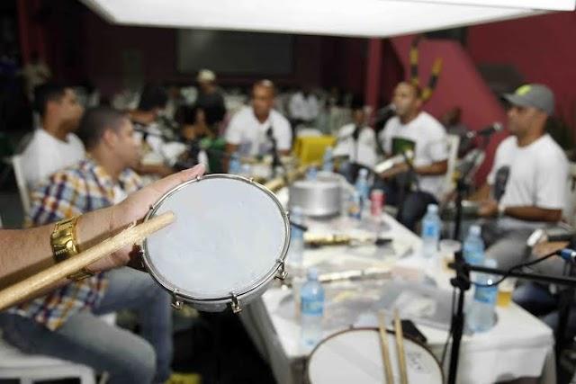 Curitiba tem homenagem aos sambas de todos estilos
