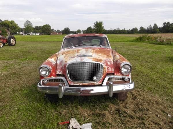 Restoration project cars 1959 studebaker silver hawk for American restoration cars for sale