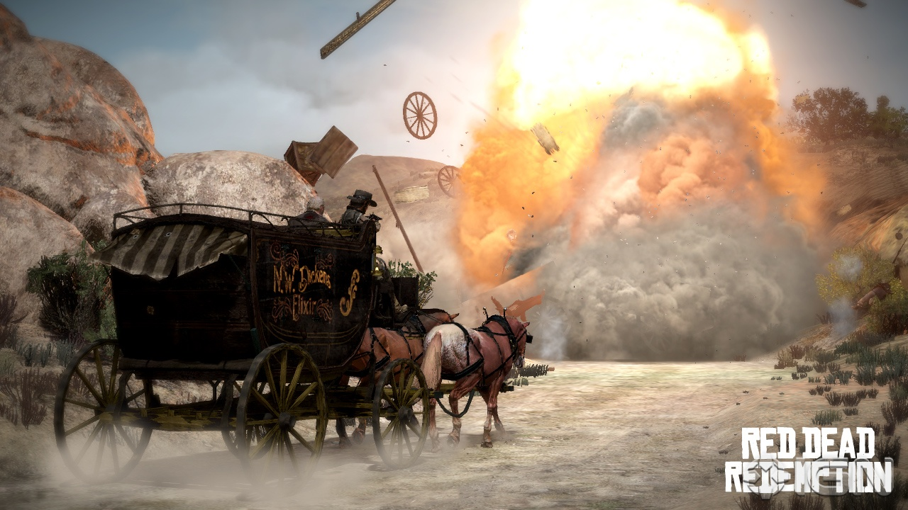 Rockstar releases Red Dead Redemption 2 Official Trailer