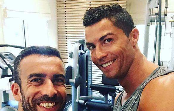 Cristiano Ronaldo Bekerja Keras Menuju Pemulihan