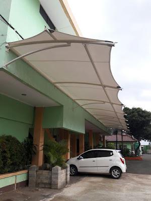 harga tenda membrane bekasi terbaru