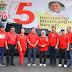 Jalan Sehat IKA Unhas di GBK, NA : Jalan Sehat Ini Mengakrabkan Kita Kembali