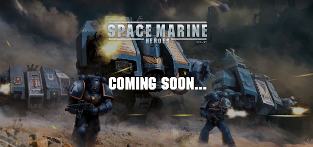 Space Marines in Japan