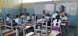 MPPE pide apurar rehabilitación de escuelas y liceos