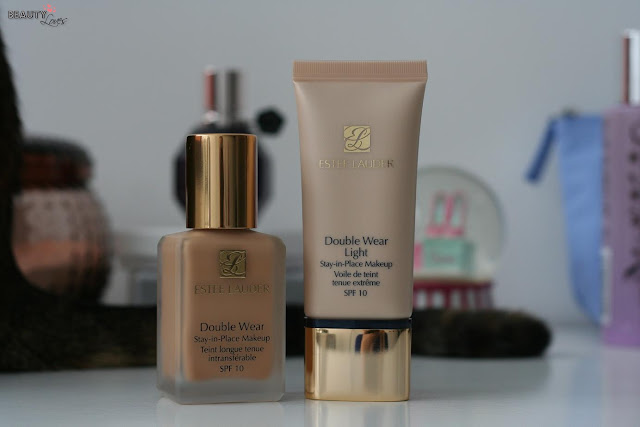 Estée Lauder Double Wear & Double Wear Light foundation