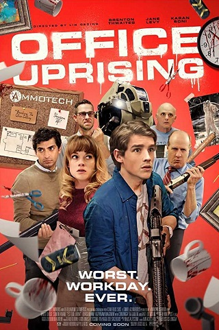 Office Uprising 2018 English 700MB WEB-DL ESubs 720p