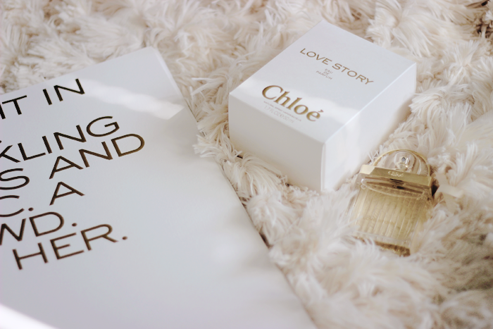 Chloe Love Story perfume fragrance review aimerose beauty blog