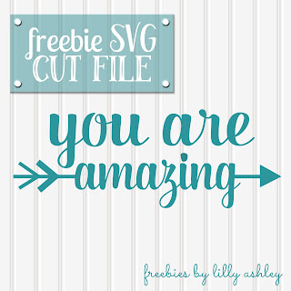 http://www.thelatestfind.com/2016/05/you-are-amazing-freebie-svg-file.html