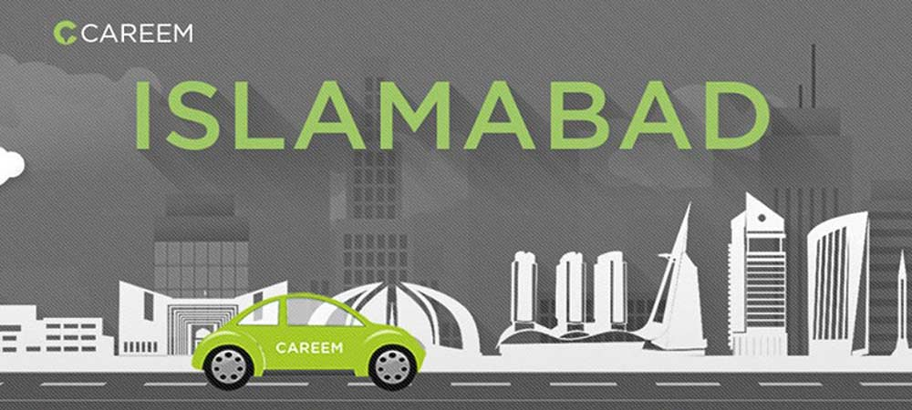 Careem Expands services to More Areas in Islamabad & Rawalpindi