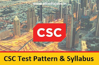 CSC Test Pattern