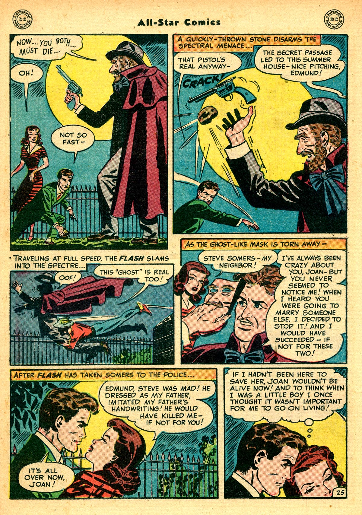 Read online All-Star Comics comic -  Issue #48 - 30