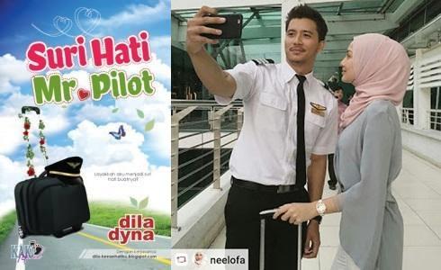 Abang Masih Kemaruk Lagi Dengan Drama Suri Hati Mr.Pilot