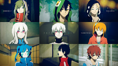 Hình ảnh Mekakucity Actors