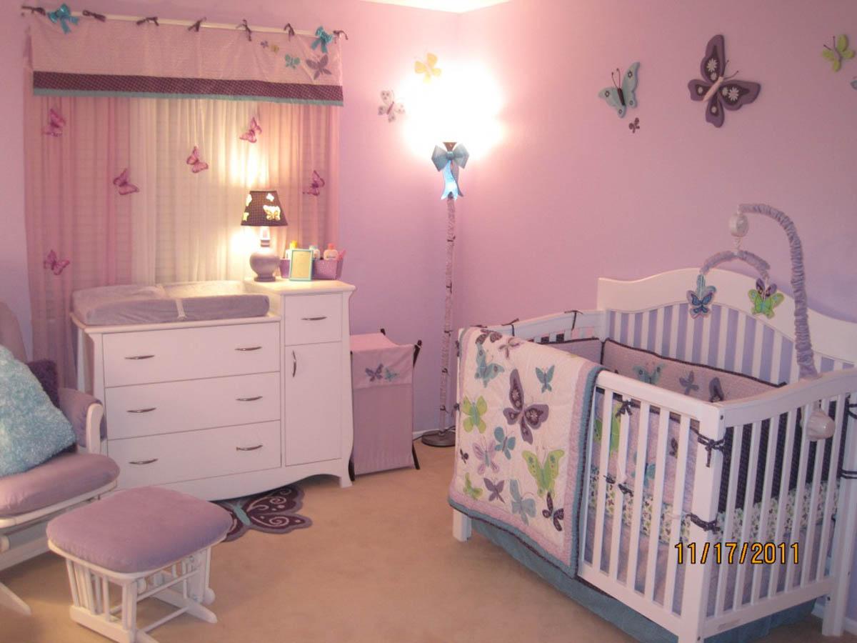 43 Desain Kamar Bayi Laki Laki Dan Perempuan Modern Terbaru Model Desain Rumah Minimalis Dekorasi kamar bayi baru lahir