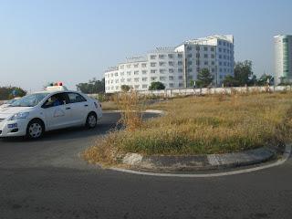 quy trình thi sát hạch lái xe ô tô
