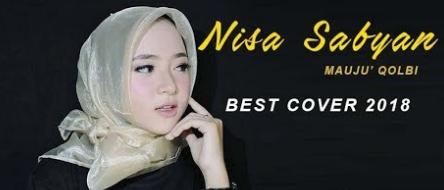 Nissa Sabyan, Lagu Religi, Lagu Sholawat, 2018,Download Lagu Nissa Nissa Sabyan Mauju Qolbi Mp3