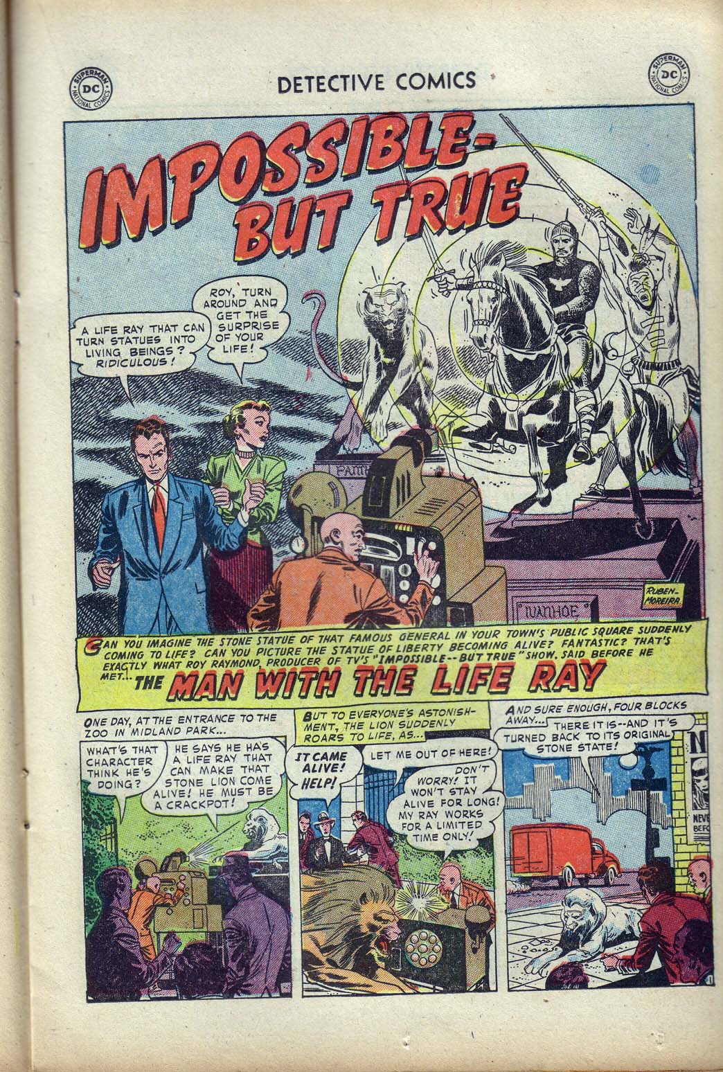 Read online Detective Comics (1937) comic -  Issue #190 - 17
